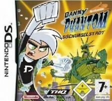 NINTENDO DS 3DS DANNY PHANTOM DSCHUNGELSTADT Deutsch NEU