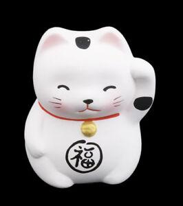 Manekineko Baby Gatto Portafortuna Giappone Maneki Neko 5cm KT30C 7007