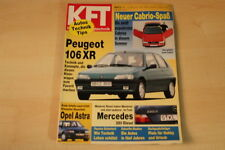 72482) Mercedes 250 D W124 - KFT 05/1992