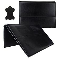 Leder Tasche für Samsung Galaxy Tab S2 (9,7 Zoll) Schutz Hülle Case schwarz