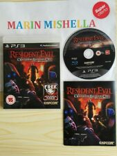 Resident Evil Operation Raccoon City Ps3 Pal España.