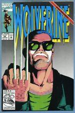 Wolverine #59 1992 [Terror Inc & Jubilee Appearance] Darick Robertson Marvel -p