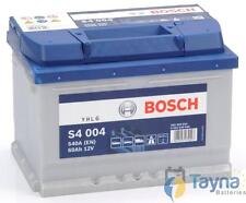 Bosch 065 / 075 Heavy Duty Car Van Battery - S4 004 - S4004 - 4 Year Warranty