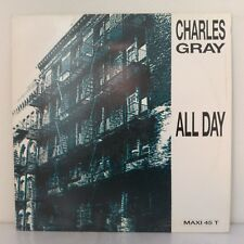 """Charles Gray – All Day (Vinyl, 12"""", Maxi 45 Tours)"""