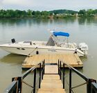 3300 Stratos Twin Outboard Offshore Center Console with Trailer 33'