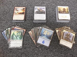 Magic The Gathering - Fate Reforged Complete Set of 185 Cards w/ MYTHICS  MTG