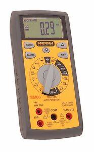Martindale - MM68 - True RMS Digital Multimeter - QTY 1 (Inc VAT)