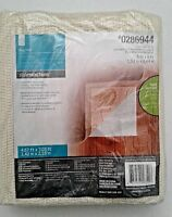 Style Selections Rug Pad 5 ft x 8 ft Non-Slip Washable Trimmable NIP