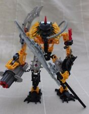 Lego Bionicle Set 8912 Toa Hewkii 100% Complete Toa Mahri
