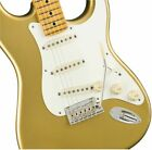 Fender Lincoln Brewster Stratocaster Maple / Aztec Gold for sale