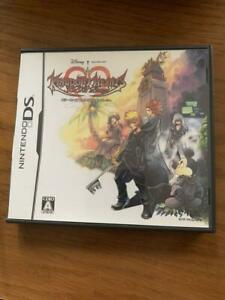 used Kingdom Hearts 358/2 Days Nintendo DS Action role playing game