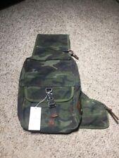 "Alternative Apparel Urban 13"" Computer Tablet Sling Bag Backpack NEW! Camo!"