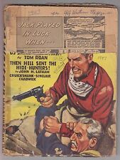 .44 Western May 1947 Pulp Joseph Chadwick Tom Roan Ben Frank Kenneth L. Sinclair