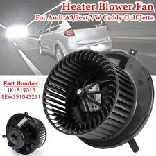 Heater Blower Fan Motor For Audi A3 8P1 Seat Altea VW Caddy/Golf  1K1819015