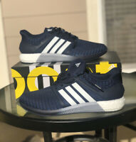 ADIDAS Solar Glide Boost Running Training Shoes Men's Size 13 D69871 Blue White