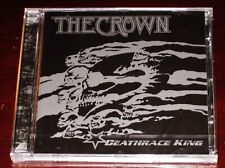 The Crown: Deathrace King CD 2000 Metal Blade Records Germany 3984-14296-2 NEW