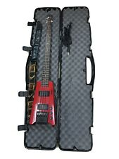 HOHNER B2 Headless Bass Licensed by STEINBERGER (RED)