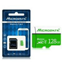128GB MicroSD Flash-Memory-Cards U3 C10 High Speed TF-SD-Cards For Phone Cameras