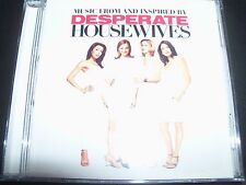 Desperate Housewives Music By And Inspired Soundtrack CD