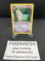 Pokemon WOTC Dark Slowbro 12/82 Team Rocket UNLIMITED Holofoil Rare LP/NM