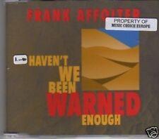(145N) Frank Affoiter, Havn't We Been Warned Enough