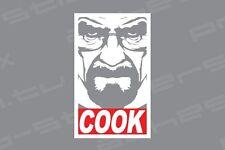 Breaking Bad Cook Vinyl Decal Sticker