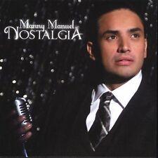 Nostalgia by Manny Manuel (CD, Nov-2004, RMM)