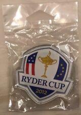 RYDER CUP Magnet- 2012 MEDINA - NIP - TIGER WOODS Team USA!