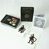 Playing Cards JAVA's CLASSICAL WAYANG Toelen Booklet Boxed Complete Collectable
