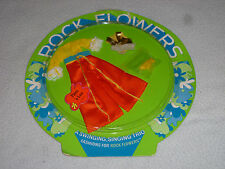 NEW ON CARD ROCK FLOWERS FASHION OUTFIT FLARES N LACE 4057 VINTAGE MATTEL NOC >
