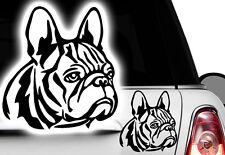 1x Car Sticker French Bulldog French Bulldog Bulli Bully Frenchi dog4
