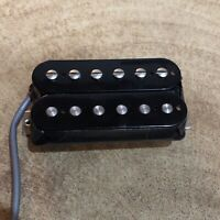 USA Gibson 490R Neck Humbucker PICKUP Black Alnico 2 II PAF 4 Conductor