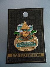 Hard Rock Cafe Montego Bay Jamaica  - Grand Opening - 3D Icon with Logo New Pin