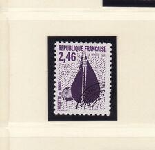 timbre France préoblitéré  musique dent 12   n° 216a **
