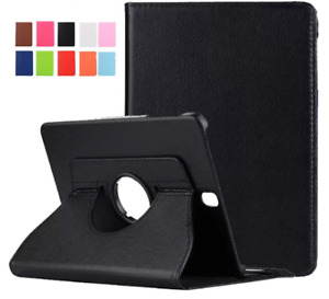 360 Rotating Leather Case Cover For Samsung Galaxy Tab S3 9.7 Inch T820 / T825