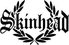 SKINHEAD LAMBRETTA / VESPA DECAL / STICKER,