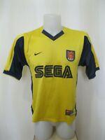 Arsenal London 1999/2000 Away Size S Nike football soccer shirt jersey maillot