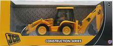 Construction Toy - JCB Toy Backhoe loader, 10 inch