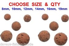 CARP FISHING CORK BALL 8mm 10mm 12mm 14mm 16mm 19mm IN 5 10 15 20 25 30 50 100