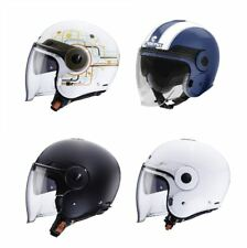 Caberg Uptown Motorcycle Scooter City Touring Open Face Jet Helmet