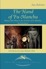 Fu-Manchu Ser.: The Hand of Fu-Manchu Vol. 3 (2001, Paperback)