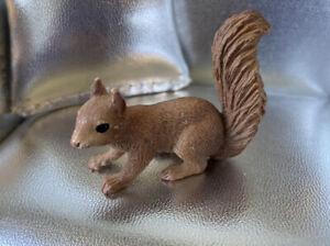 Schleich Waldtiere Eichhörnchen