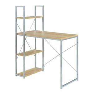 Convenience Concepts Designs2Go Office Work Station, Light Oak - 131513