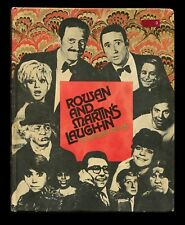 Rowan and Martin's Laugh-In, Burbank Edition (World Pub. 1969) 1st Edition/Print