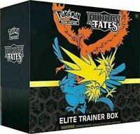 POKEMON TCG HIDDEN FATES FACTORY SEALED ELITE TRAINER BOX FREE SHIPPING