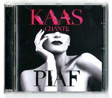CD ★ KAAS CHANTE PIAF ★ 16 TITRES ALBUM 2012