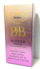 BB Mistine Wonder Cream Makeup base Foundation 7.5 g.