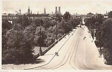 Munich Posted Single Collectable German Postcards