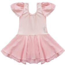 Baby Kids Girls Leotard Ballet Dance Gymnastics Tutu Skirt Dress Party Dancewear