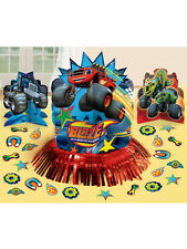Blaze & The Monster Machines Birthday Party 23 Piece Table Decorating Set